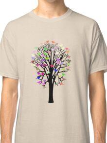 Bird Tree T-Shirt Classic T-Shirt