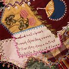 Crazy Quilt #1 by Susiejwp