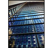 Heron Tower Photographic Print