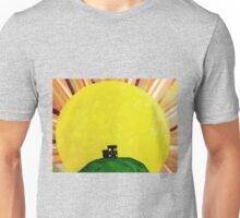 The house on a hill Unisex T-Shirt