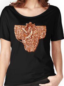 *Sumerian* God Design Women's Relaxed Fit T-Shirt