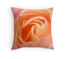 Heart of a rose Throw Pillow