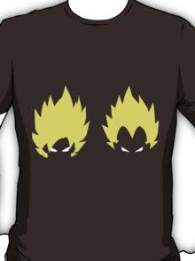 goku & vegeta ssj T-Shirt