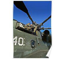 USMC CH-53 Super Stallion Poster