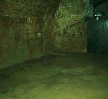 Vaults Edinburgh Scotland  by Sarah Russell