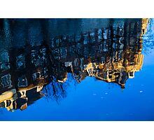 Amsterdam Reflection 1 Photographic Print