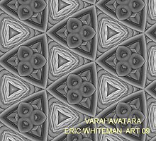 ( VARAHAVATARA ) ERIC WHITEMAN ART by eric  whiteman
