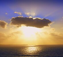 Cornwall: Sun, Sea & Clouds 2 by Rob Parsons