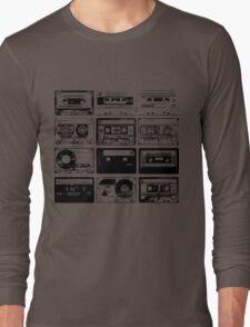 Retro Music 12 Long Sleeve T-Shirt