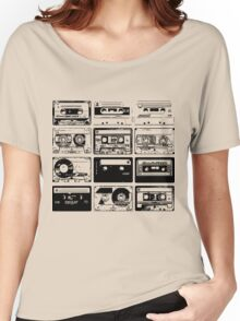 Retro Music 12 Women's Relaxed Fit T-Shirt