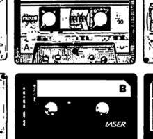 Retro Music 12 Sticker