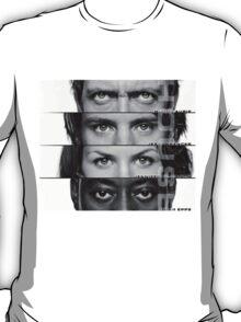 House Faces T-Shirt