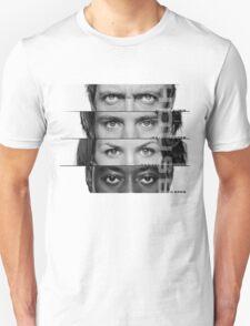 House Faces Unisex T-Shirt