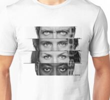 House Faces Unisex T-Shirt