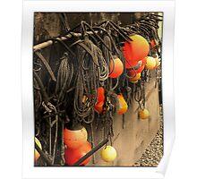 Sherringham - Boat Gear Poster