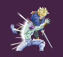 Trunks Vs. Frieza Unisex T-Shirt