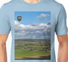 a vast Netherlands landscape Unisex T-Shirt