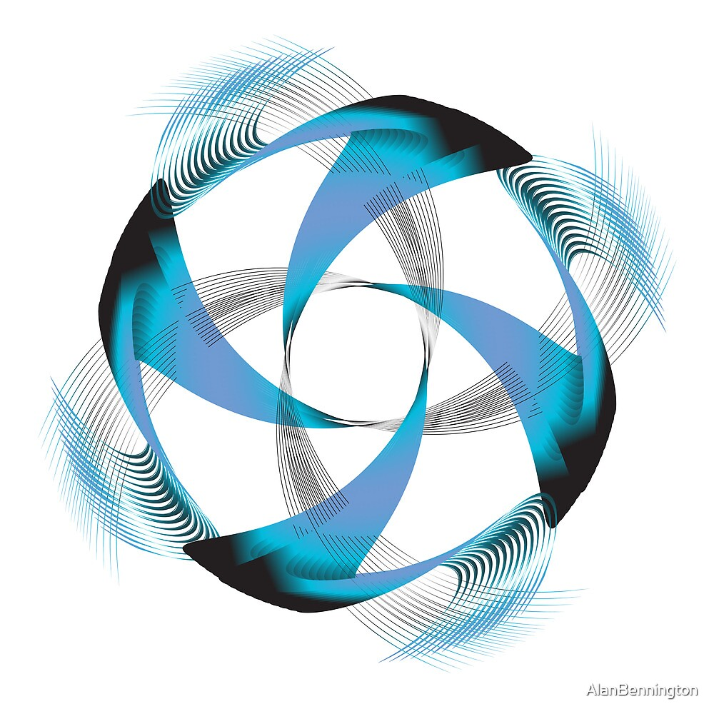 Circle study No. 182 by AlanBennington