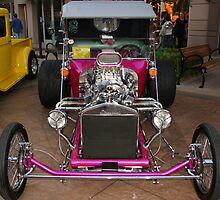 Bling in Show Cars...Chrome by EvaMarie Cannon