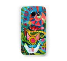 Birds and Buttons Samsung Galaxy Case/Skin