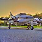 King Air C-90 by FLY911