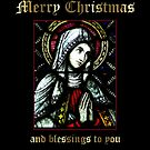 Merry Christmas and Blessings to you by TriciaDanby