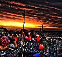 Sailors Warning! by David  Howarth