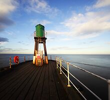 Whitby, West Marker by PaulBradley