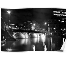 Bristol Bridge Poster