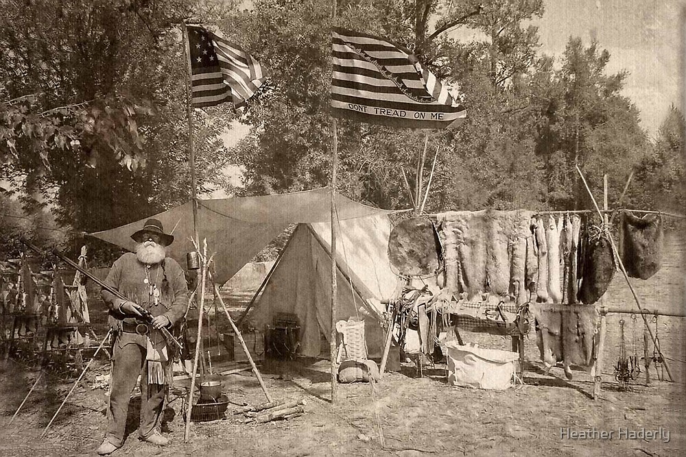 Camp of the Patriot by Heather Haderly