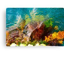 Sea Weed Canvas Print