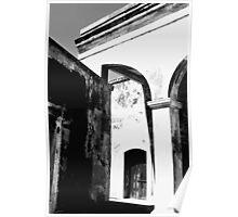 Doorway - San Juan Poster