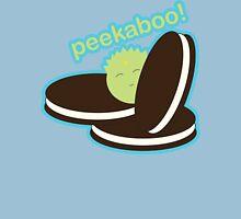 Peekaboo! Womens Fitted T-Shirt