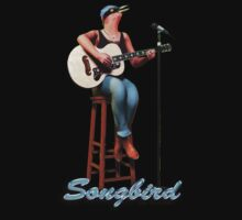 Songbird - The T Shirt by Esther Johnson