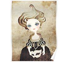 Madame Cupcake Poster
