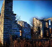 Gourlay Mansion Ruins by Brian104