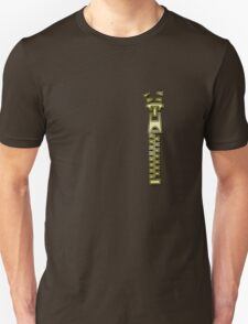 ZIPPER - funny, humor, cool T-Shirt