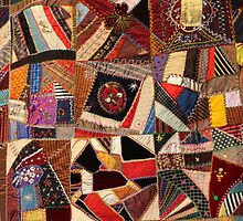 Crazy Quilt #3 by Susiejwp