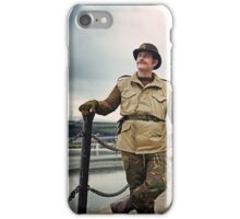 Dum Dum Dugan iPhone Case/Skin