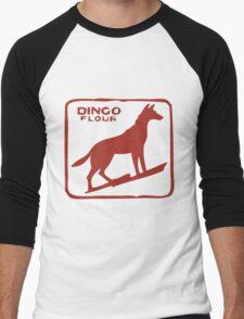 Dingo Flour Mill Men's Baseball ¾ T-Shirt