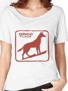 Dingo Flour Mill Women's Relaxed Fit T-Shirt
