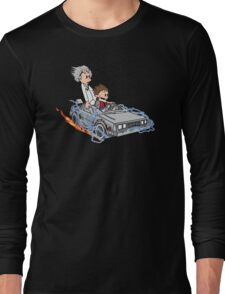 Great Scott !!! Long Sleeve T-Shirt