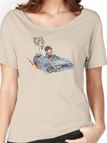 Great Scott !!! Women's Relaxed Fit T-Shirt