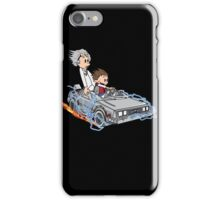 Great Scott !!! iPhone Case/Skin