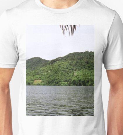 an unbelievable Ghana landscape Unisex T-Shirt