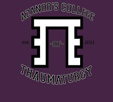 Azanors College of Thaumturgy  Unisex T-Shirt