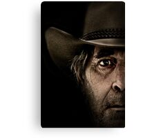 shane again Canvas Print