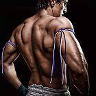 Mehdi Muay Thai - Back by hangingpixels