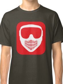 Paintball Goggles Classic T-Shirt