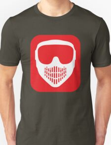 Paintball Goggles Unisex T-Shirt
